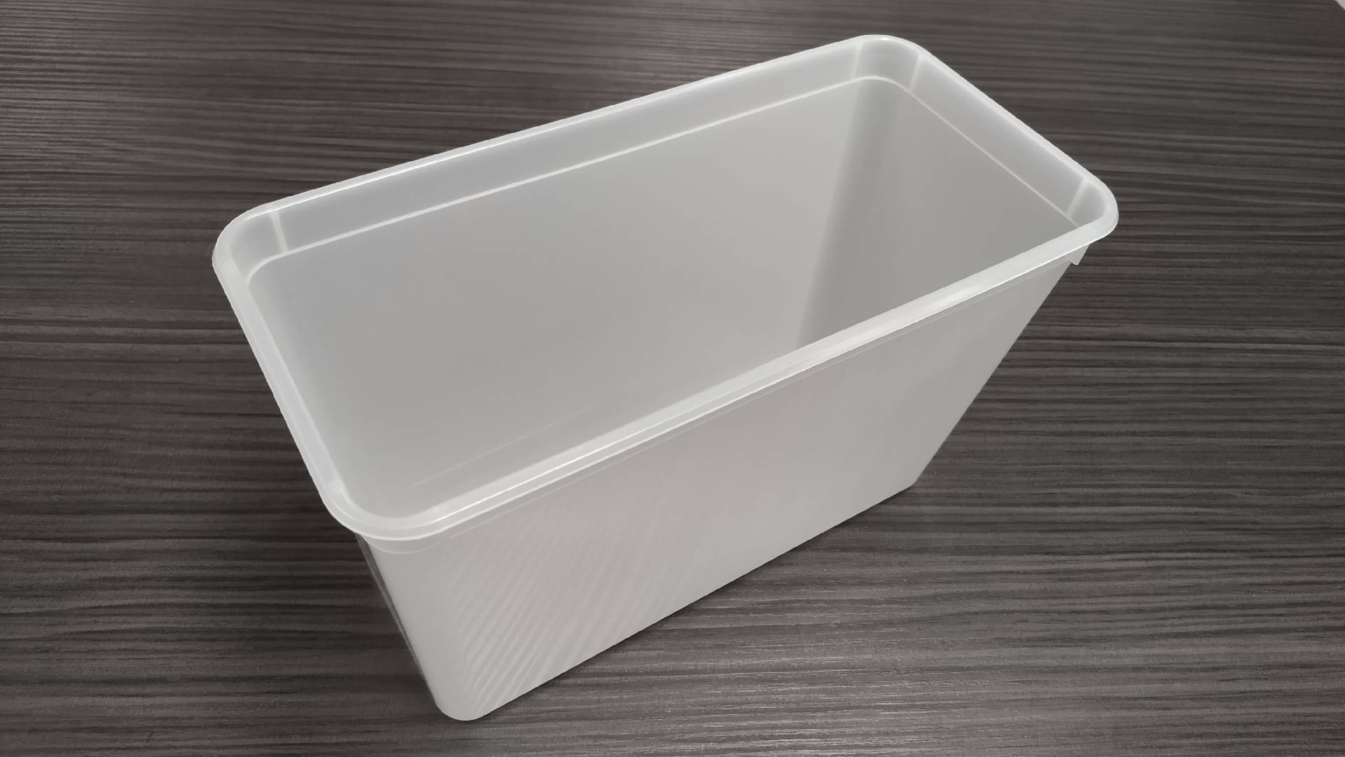 2 + 2 cavities mold TRAY