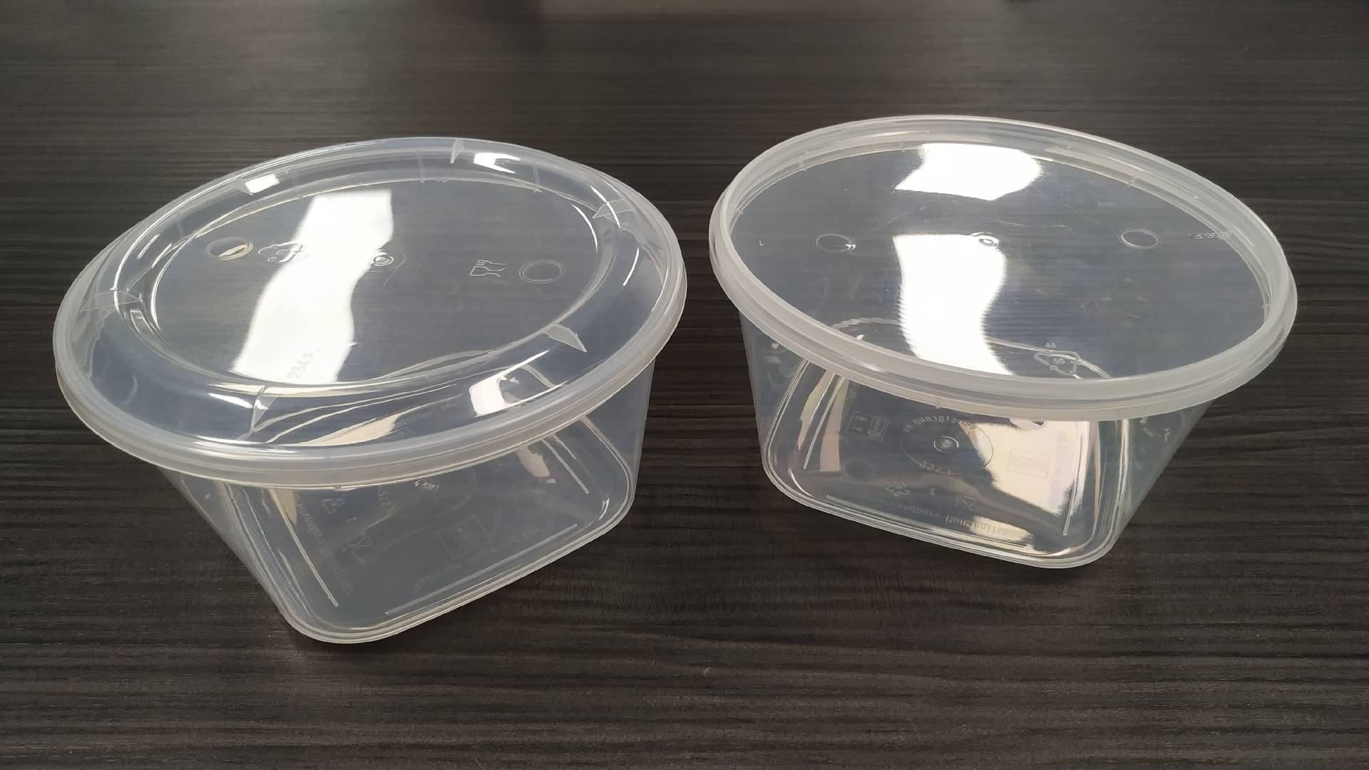 2 cavities molds BOX and TAMPER PROOF LID