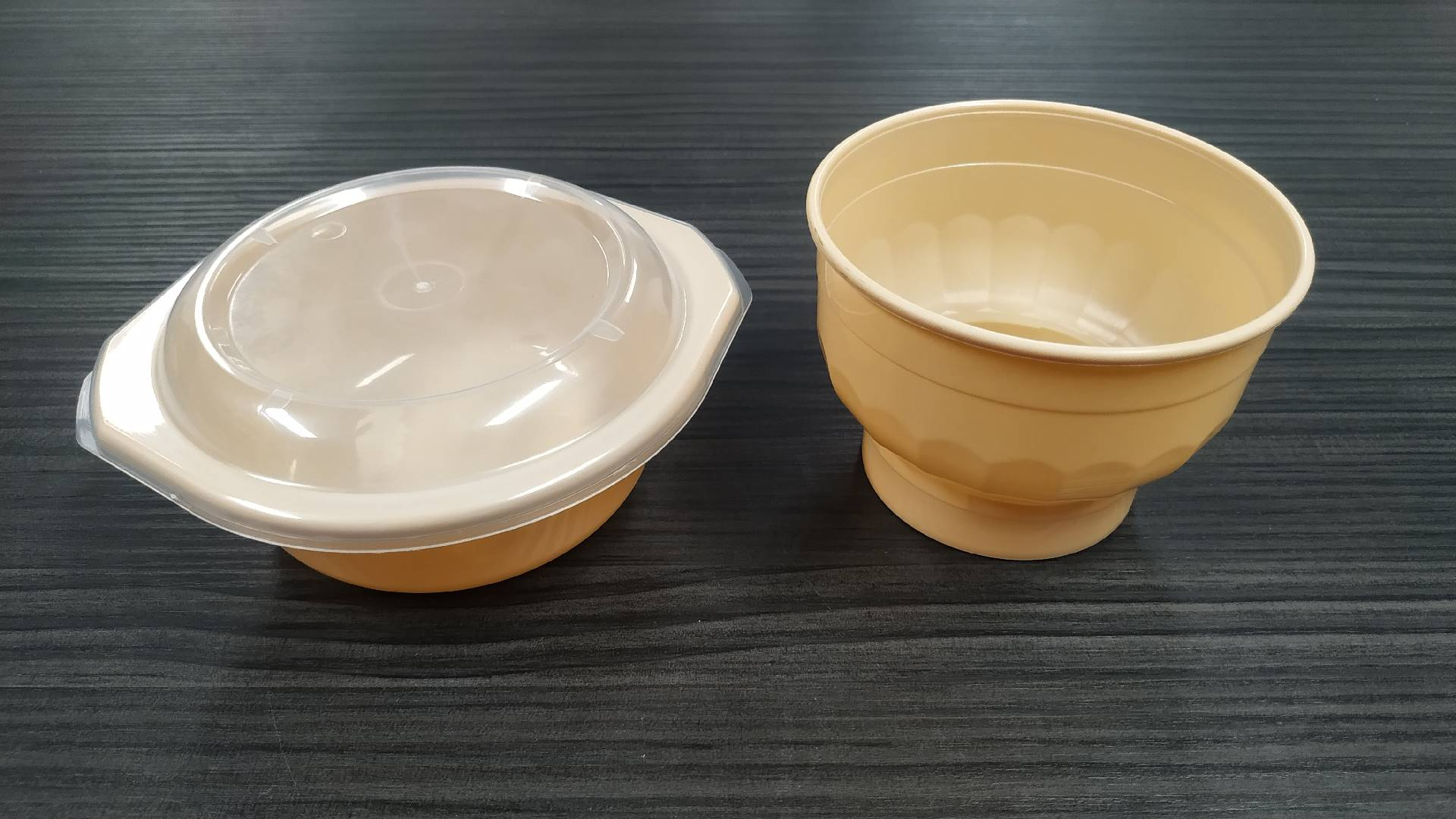 2 and 4 cavities molds BOWLS and LID