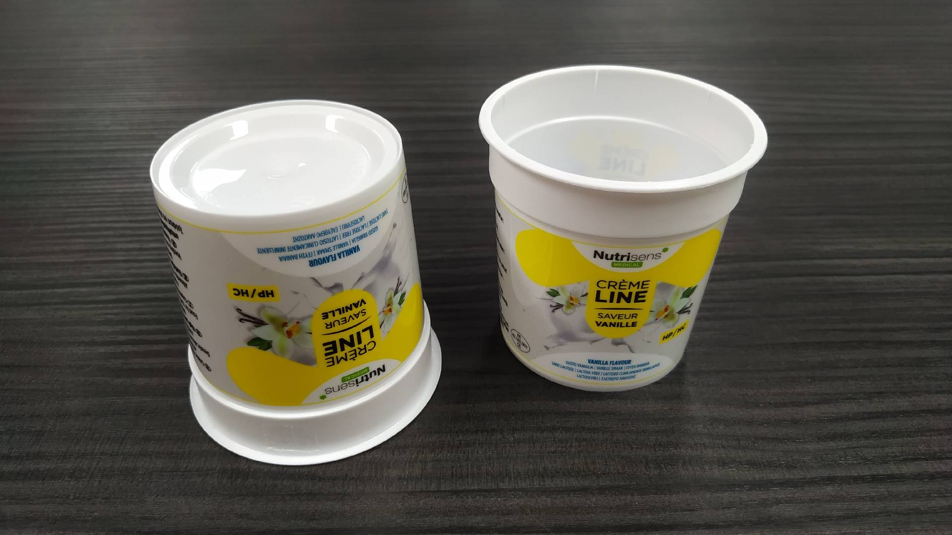 6 cavities mold POT
